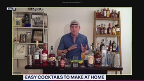 Easy cocktails to make at home