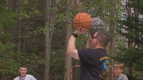 Virginia man posts daily trick shots on social media amid coronavirus outbreak