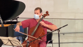 Surgeons perform music in hospital lobby 'healing concert' to honor colleagues amid COVID-19 crisis