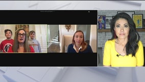 Virtual babysitting provides relief for parents in need