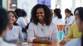 Michelle Obama to read children's books on PBS amid coronavirus outbreak