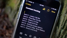 DC COVID-19 contact tracing app launched