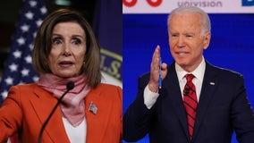 Nancy Pelosi is latest high-profile Democrat to endorse Joe Biden