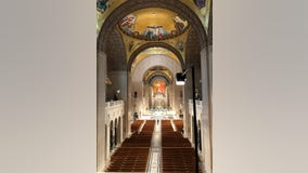 D.C.'s Basilica of the National Shrine streams Easter Sunday service