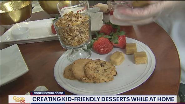Kid friendly dessert ideas anyone can make