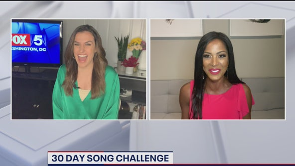 FOX 5 trys the 30 Day Song Challenge