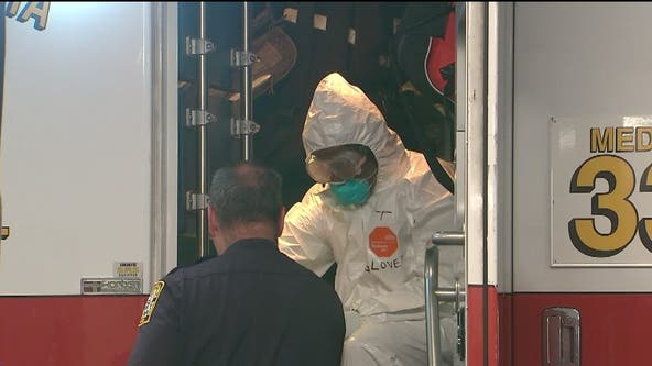 A look inside DC Fire's decontamination facility