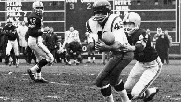 Washington Redskins legend and Hall of Famer Bobby Mitchell dead at 84