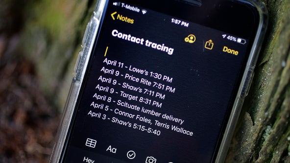DC contact tracing app goes live Tuesday
