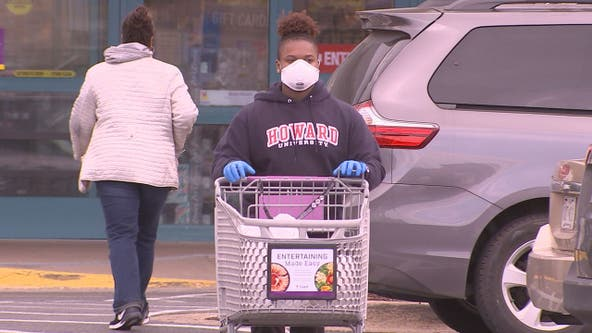 Shoppers must wear masks in Montgomery County starting Monday, officials say