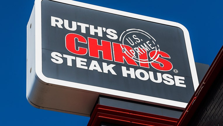 GETTY ruth chris steak