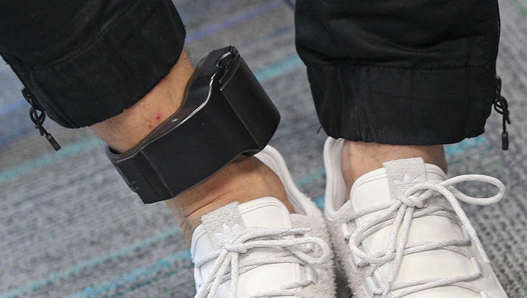 GettyImages-913914374 ankle monitor