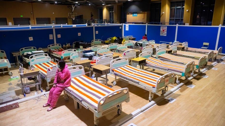 CHINA-HUBEI-WUHAN-TEMPORARY HOSPITAL-CLOSING(CN)