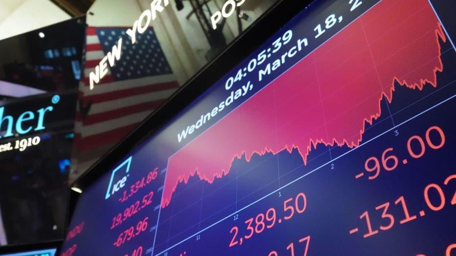 US-STOCKS-MARKETS-CLOSING-BELL