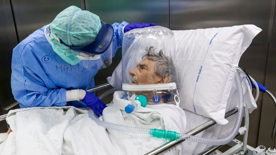 Bergamo Is Post-Peak, But Still Climbing Out Of Coronavirus Crisis