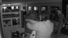 Security camera shows looters raid Georgetown salon