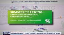 Alexandria City Public Schools mandatory summer school