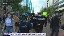 Police Brutality protests erupt in DC