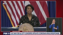 DC mayor announces phase one reopening