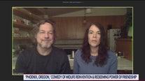 """Phoenix, Oregon"" stars joins FOX 5 Morning"