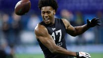 Redskins draft pick Antonio Gandy-Golden says he has fully recovered from COVID-19