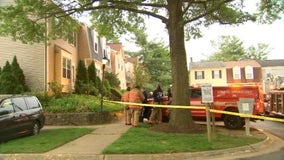 Woman found dead inside home after early morning fire in Germantown