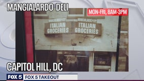 FOX 5 TAKEOUT: Mangialardo's continues to serve Capitol Hill community amid pandemic