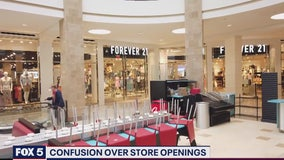 Some store reopenings in Tysons Corner Center leave residents confused