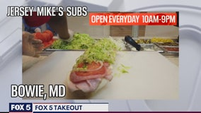 FOX 5 TAKEOUT: Jersey Mike's Subs continues to serve community amid pandemic