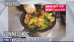 FOX 5 TAKEOUT: Thai Pad continues to serve community amid pandemic