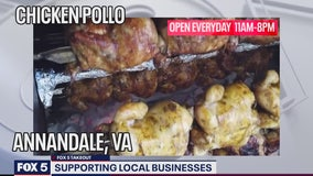 FOX 5 TAKEOUT: Chicken Pollo continues to serve community amid pandemic