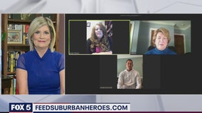 Feed Suburban Heroes charity gives back to healthcare heroes amid COVID-19 outbreak