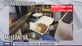 FOX 5 TAKEOUT: Kazan Restaurant continues to serve community amid pandemic