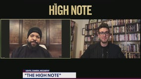 Ice Cube talks new film, The High Note