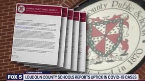 Loudoun County Public Schools reports uptick in COVID-19 cases