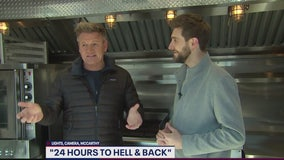 Kevin speaks with Gordon Ramsay's about 24 Hours to Hell and Back in Ellicott City