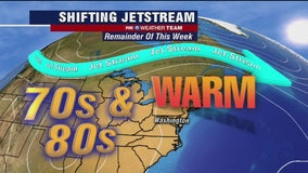 FOX 5 Weather forecast for Tuesday, May 26