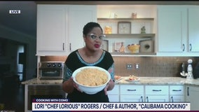 Chef Lorious shares Memorial Day cookout sides