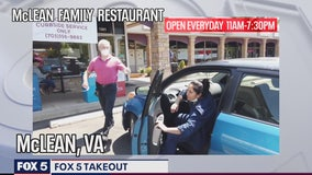 FOX 5 TAKEOUT: McLean Family Restaurant continues to serve community amid pandemic