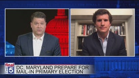 Maryland and DC gear up for first mail-in primaries