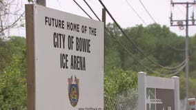 Bowie halts construction on IcePlex, draws backlash