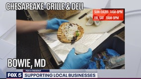 FOX 5 TAKEOUT: Chesapeake Grille and Deli continues to serve community amid pandemic