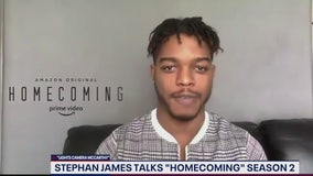 Stephan James talks season 2 of 'Homecoming'