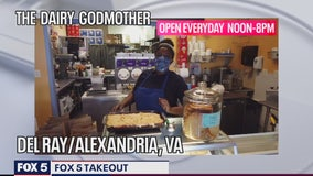 FOX 5 TAKEOUT: The Dairy Godmother continues to serve community amid pandemic