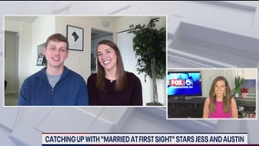 Catching up with 'Married At First Sight' couple
