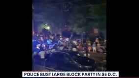COVID-19 cases spike in DC; police respond to large Memorial Day weekend block party in Southeast