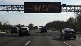 Coronavirus pandemic leads to drop in traffic and pollution along I-95