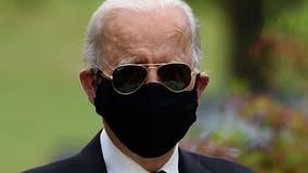 Biden calls Trump a 'fool' for mocking masks during pandemic