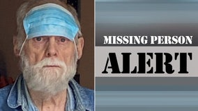Fairfax County Police search for missing 75-year-old man
