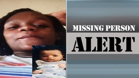 DC Police search for missing 16-year-old mother, 4-month old baby